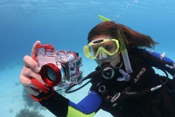 PADI Digital Underwater Photography Course