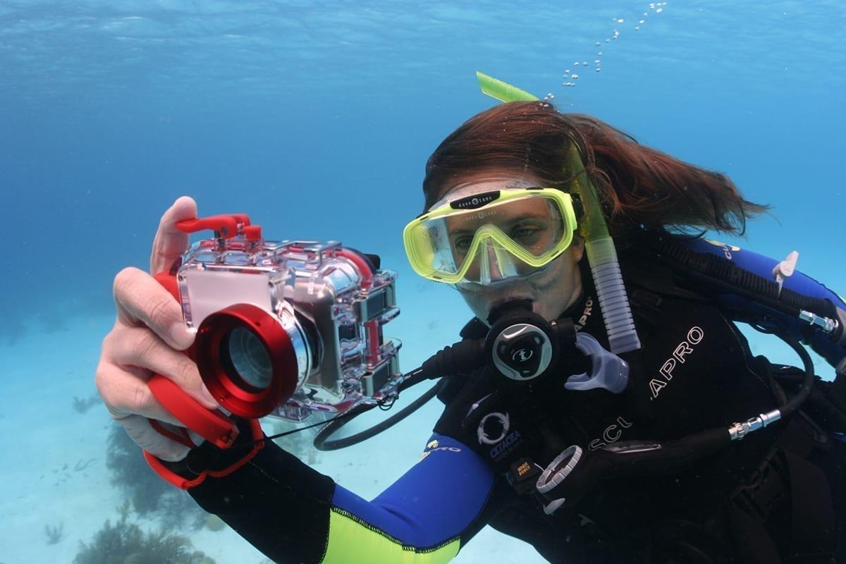 数码水底摄影师课程