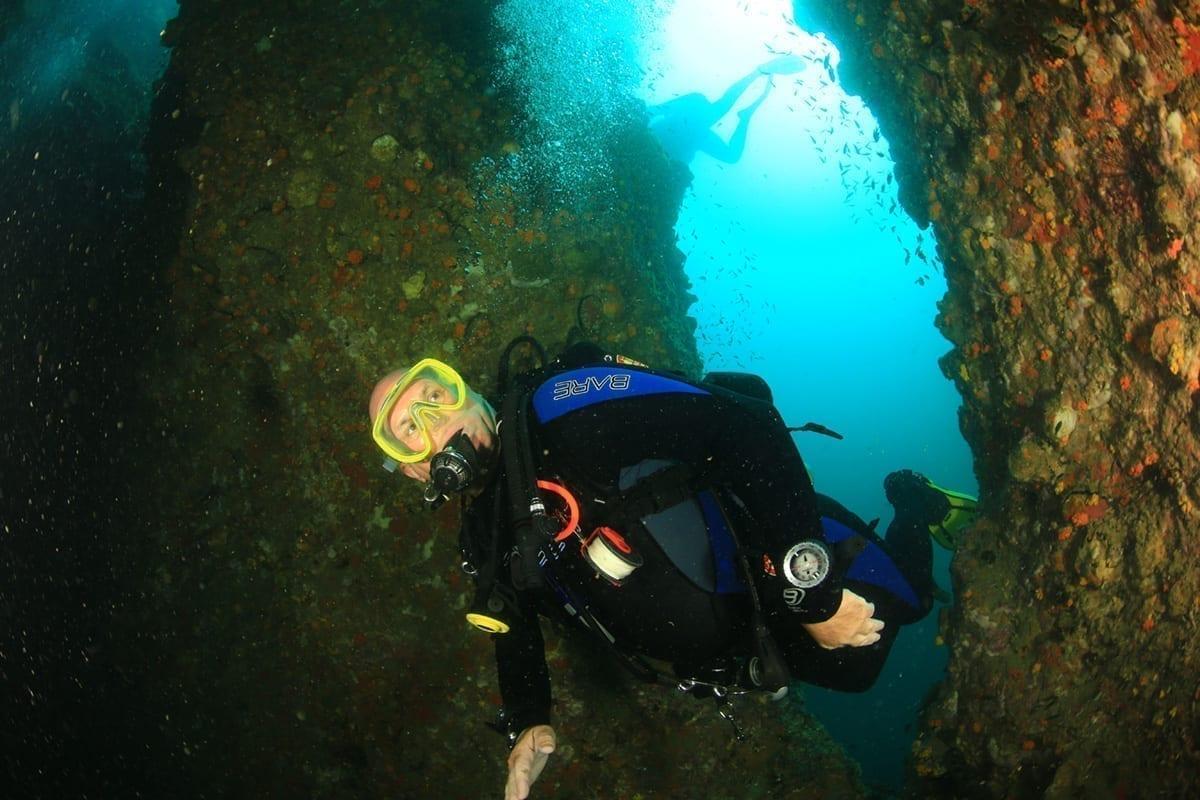 Fun Diving 01