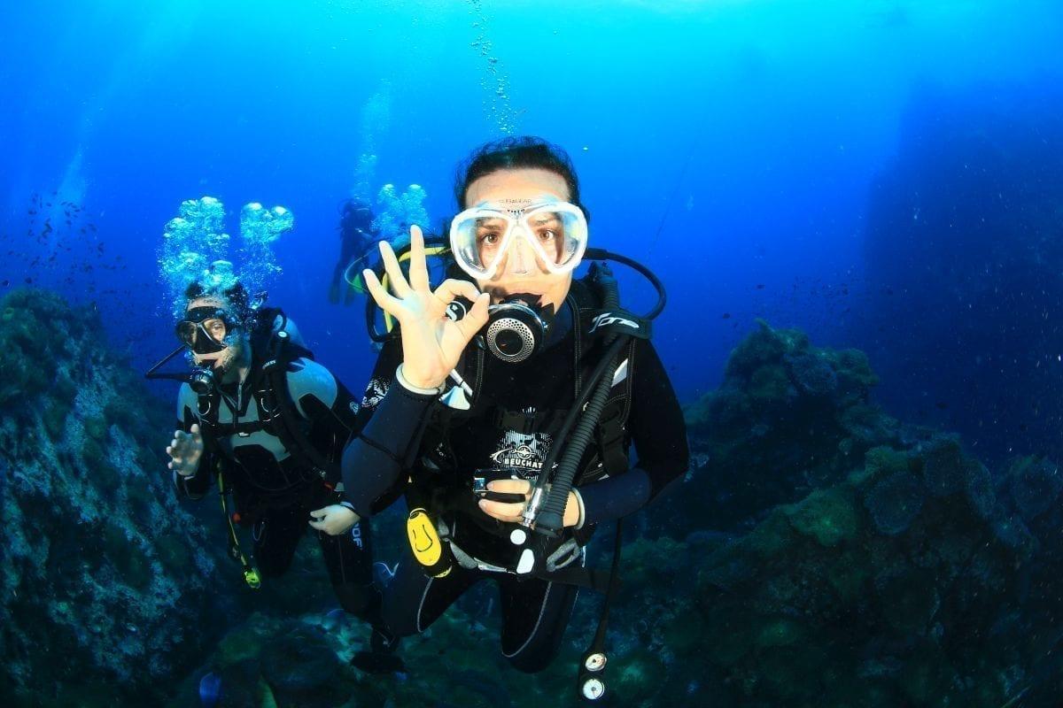 Fun Diving 08