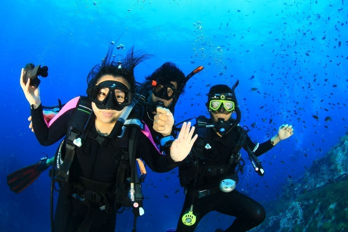 Open Water diver 02
