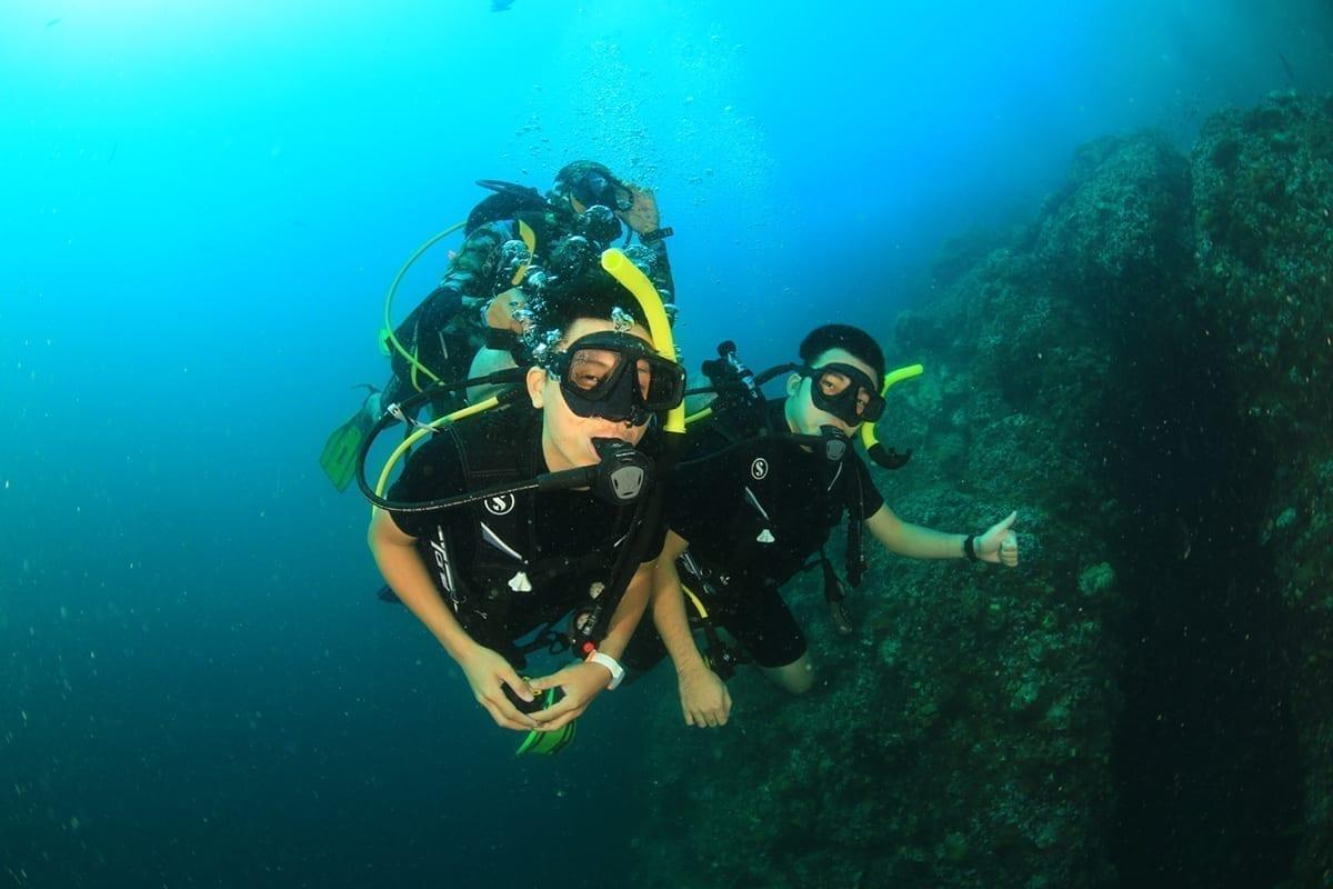 Open Water diver 04