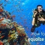 How to easily equalize the ears