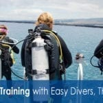 PADI Dive Training with Easy Divers, Koh Samui, Thailand
